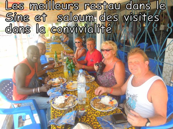LA BROUSSE AU DÉPART DU ROYAL BAOBAB SENEGAL
