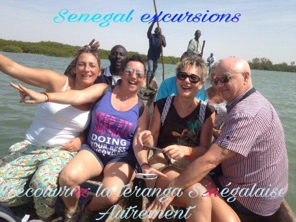 Iles aux coquillages (joal fadiouth) Avec SENEGAL EXCURSIONS