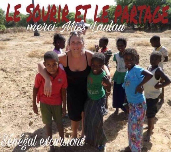 Senegal excursions au départ du l'hôtel filaos saly,le royal baobab lookea somone