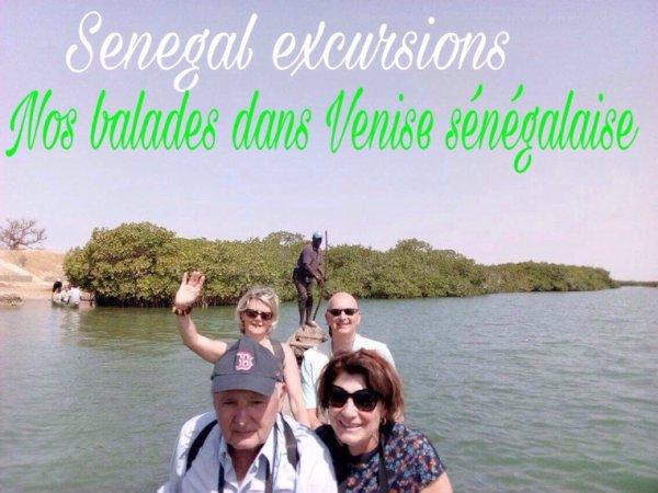 Decouverte de jaol fadiouth avec nos amis de l'hôtel neptune saly senegal