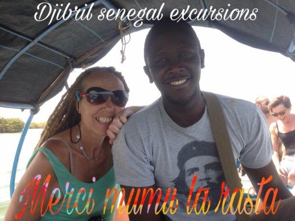 MERCI À NOS AMIS DE WARANG AU SENEGAL. ILS ONT FAIT CONFIANCE POUR VISITER EN TOUTE CONVIVIALITÉ