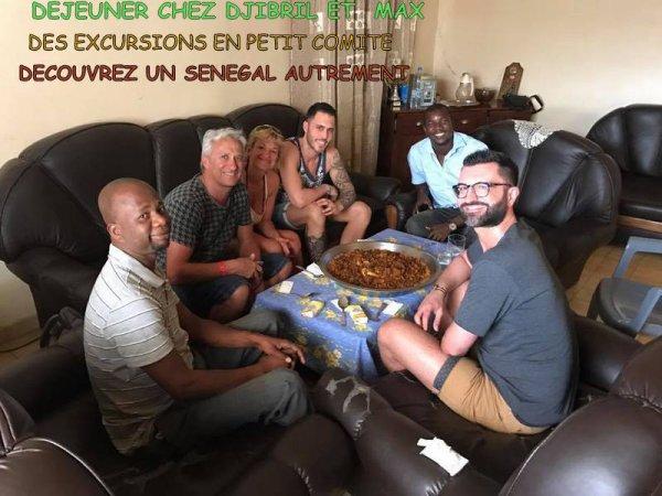 MERCI A NOS AMIS DE L'HOTEL NEPTUNE A SALY ET DE L'HOTEL ROYAL BAOBAB DECAMERON SENEGAL