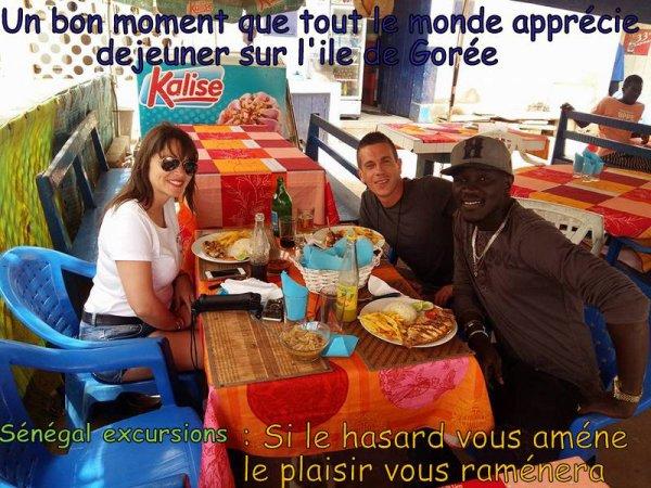 Nos excursions au depart de l'hotel royal Saly Sénégal
