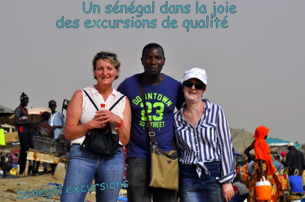 NOS EXCURSIONS AU DEPART DU ROYAL BAOBAB SENEGAL SOMONE