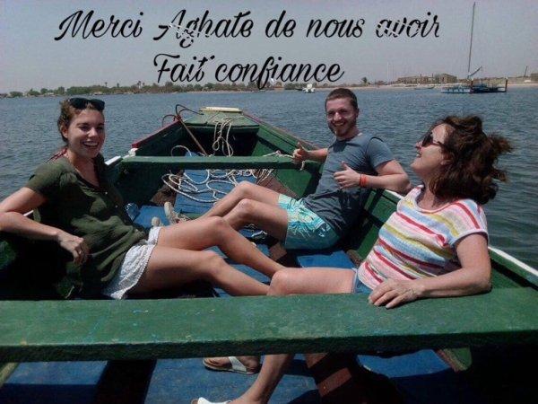 Nos excursions au départ de l'hôtel filaos Saly senegal