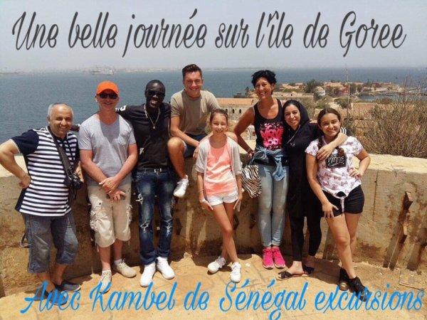 Merci à nos amis de l'hôtel royal baobab Somone