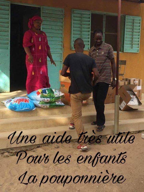 "Notre association teranga kids merci à tout vos dons. Suivre teranga kids sur Facebook ou contacter Christophe Guilbert ""terangakids@gmail.com terangakids@gmail.com"