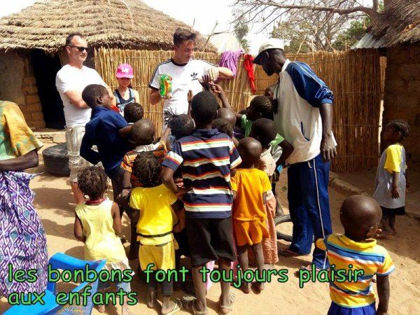 Nos excursions au depart de l'hotel lamantin beach et du royal baobab a la somone