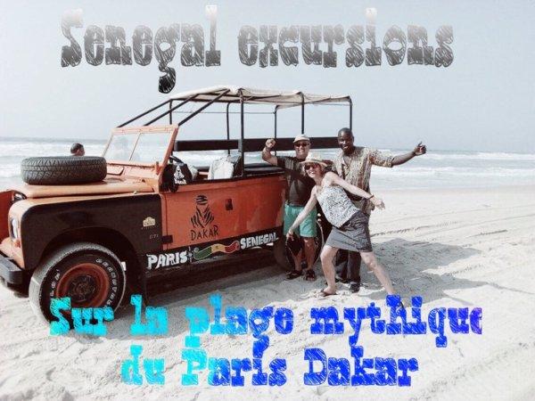 Merci à amis de l'hôtel royam au Senegal