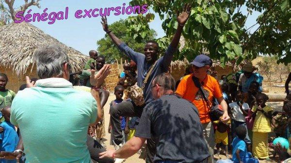 Journée découverte de la brousse et des villages au départ du royal baobab Somone avec Sénégal Excursions