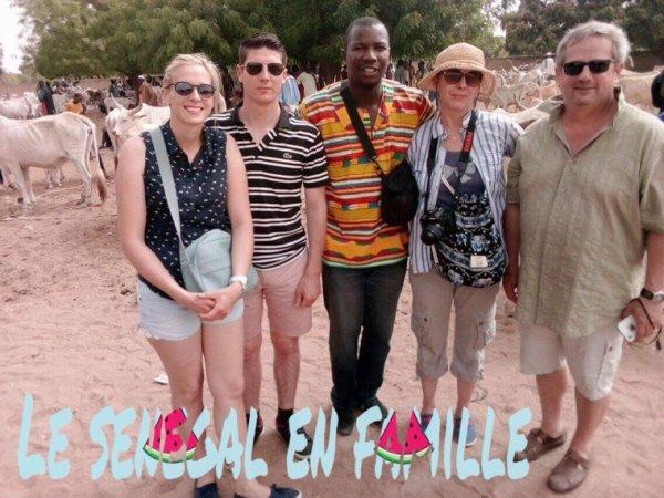 Senegal excursions Djibril et Max merci à nos amis de l'hôtel baobab et l'hôtel Neptune saly