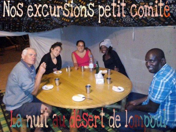 Découvrir la désert de lompoul avec Senegal excursions