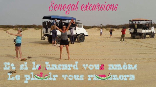 Merci à nos amis du lookea royal baobab à la Somone à votre confiance à Senegal excursions