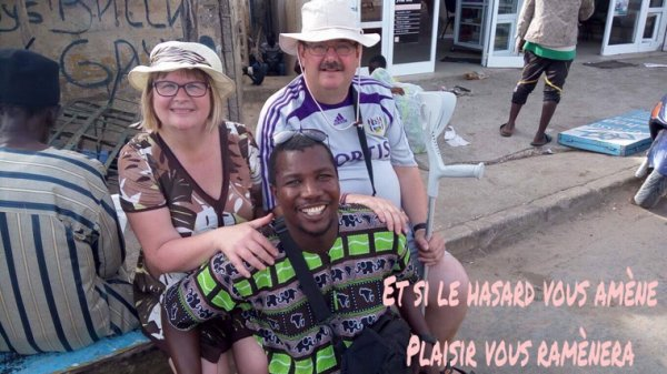 Merci à nos amis de l'hôtel filaos à saly d'avoir fait confiance à  Senegal excursions. Et découvrez toujours dans la joie et la bonne humeur