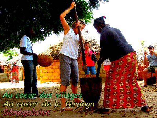 Nos excursions au départ de l'hôtel filaos Saly et Saly hotel senegal nouvelles frontieres Sénégal