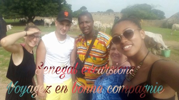Nos excursions au départ du royal baobab horizon à la Somone au Senegal merci à vous de confiance