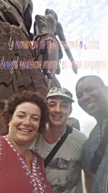 Les meilleurs excursions à faire au départ de la somone royal baobab horizon.