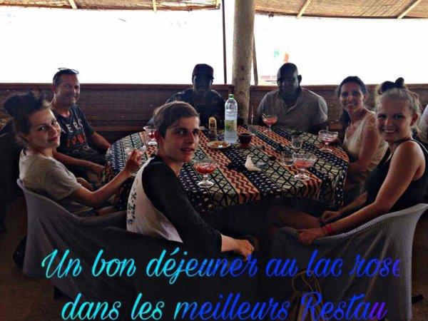Toujours au départ du royal baobab à la somone avec la famille en excursion privé familial merci à vous de votre confiance