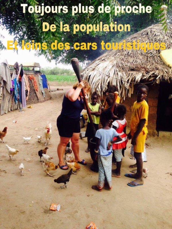Royal baobab horizon à la somone journée d'excursion brousse et village merci de votre confiance les amis