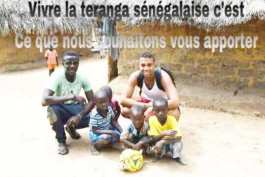 Senegal excursions en si le hasard vous amène le plaisir vous ramènera