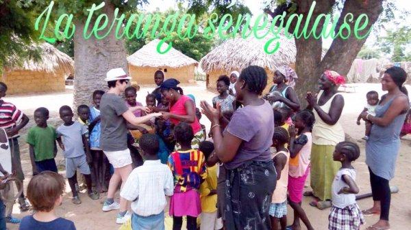 Une journée extraordinaire au c½ur de village du Senegal avec nos amis de l'hôtel le lamantin beach a Saly