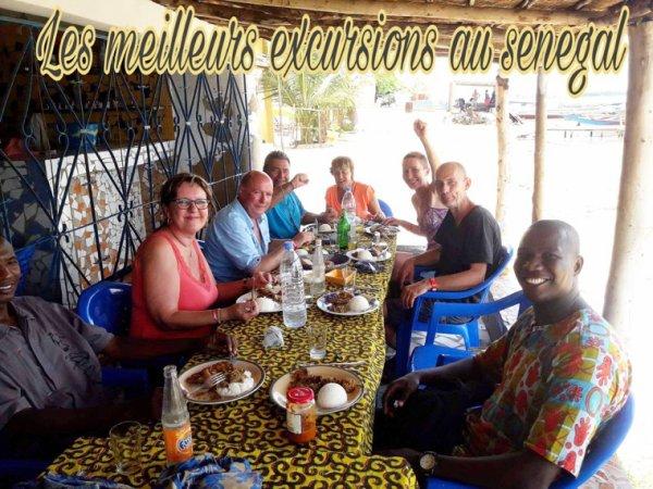 Nos excursions au départ de la Somone merci à nos amis de l'hôtel royal baobab horizon