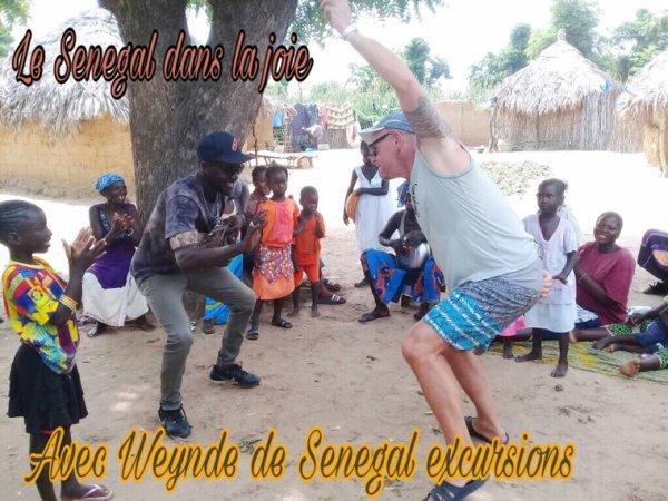 Découverte de la brousse sénégalaise avec nos amis du Palm beach hotel a Saly. Merci de votre confiance
