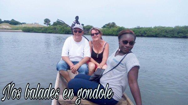Merci à nos amis du royal baobab, journee Iles aux coquillages et le retour des pêcheurs à Mbour avec nos amis amis du royal baobab horizon à la Somone