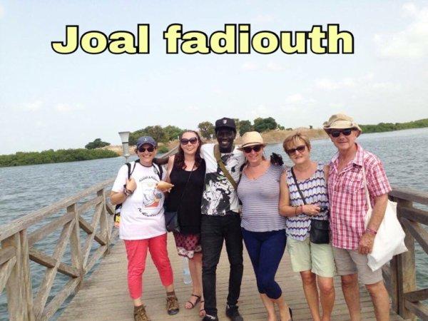 Nos excursions au départ de l'hôtel royal baobab horizon à la somone.