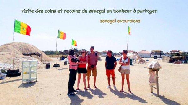 Une journée découverte au départ de la somone avec nos amis de royal baobab