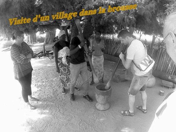 Au départ de la somone avec nos amis de l'hôtel royal baobab. Merci la suisse, la Bretagne et Toulouse en bonne compagnie avec SENEGAL EXCURSIONS