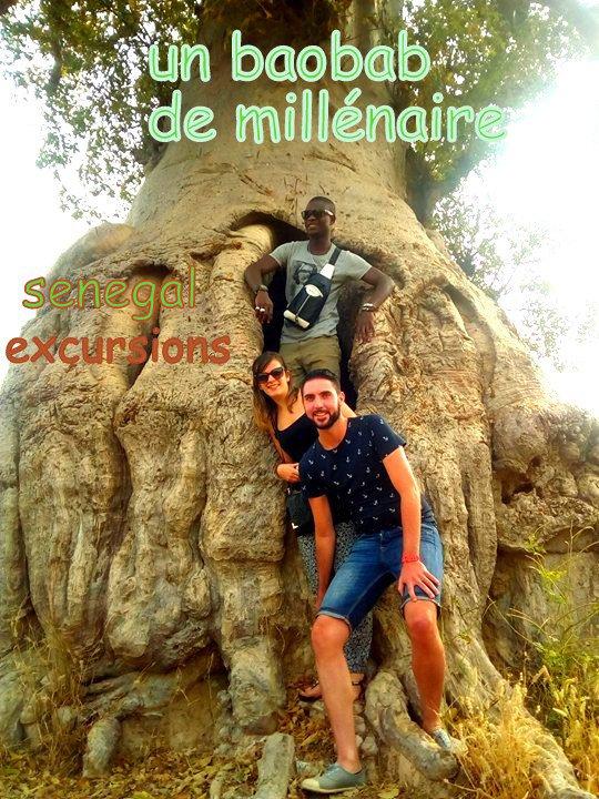 Au départ de saly avec nos amis de l'hôtel filaos look voyage pour une très belle demi journée dans la brousse senegalaise