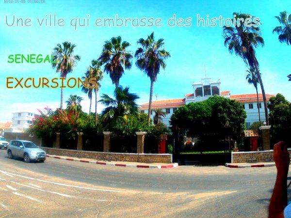 au depart de la somone avec nos amis de l'hôtel royal baobab. Sénégal excursions toujours le meilleur choix e au meilleurs moments