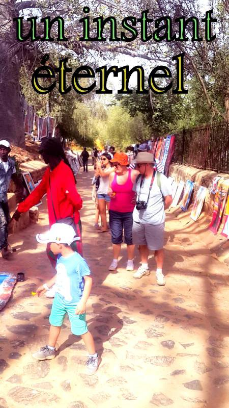 Excursions au départ d'hotel royal baobab da la somone. Merci pour cette belle journée de gorée lac rose