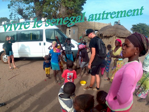 Excursions au départ de l'hotel royal baobab horizon pour une journée découverte brousse et village