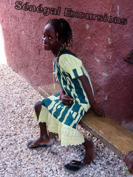 MERCI A NOS AMIS DE L'hotel royal boabab horizon jet tours et vivez les meilleurs des excursions au Sénégal, Visite de l'ile aux coquillages terre Natale de léopald Sedar Senghor