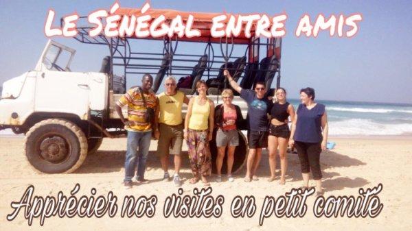 Au départ du Royal baobab jet tours magnifique journée. Sénégal excursions pour des visites agréable au Soleil du Sénégal