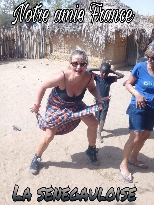 Un grand merci à nos amis de l'hôtel filaos à Saly. Une belle journée d'excursion dans la brousse sénégalaise