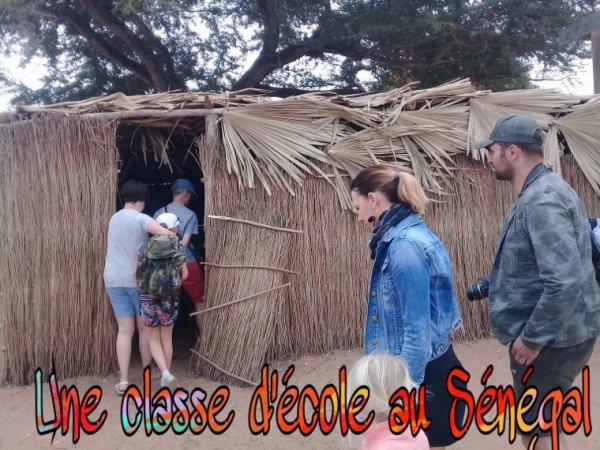 Avec nos amis belges du keur mariguen à la Somone 2 eme séjour et toujours satisfait de Sénégal Excursions . Merci pour votre confiance la famille baude.