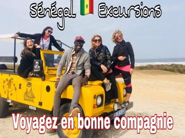 Nos excursions au départ de Saly. Sénégal excursions pour une découverte majestueuse du Sénégal