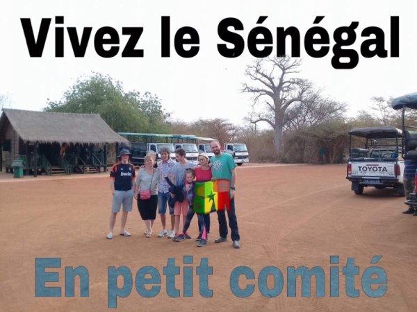 Une belle journée à la réserve de bandia avec nos amis du Royal baobab à la Somone merci à nos chers hôtes.