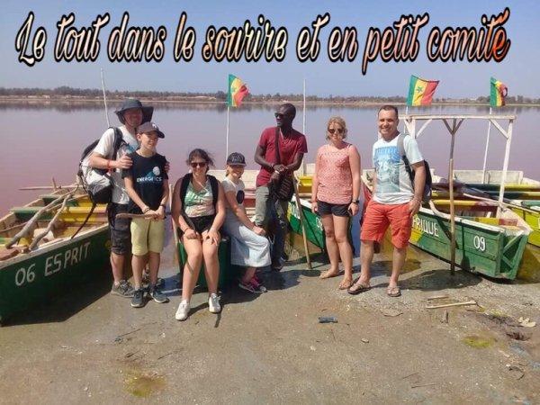 Au départ de l'hôtel filaos look voyage à Saly au Sénégal.