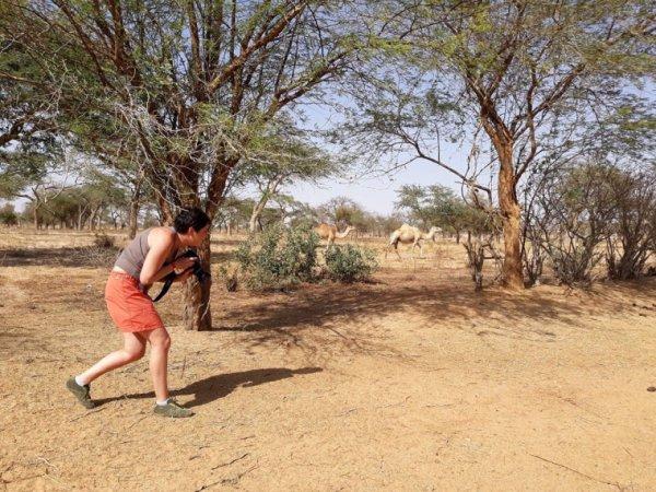Désert de Lompoul au Sénégal  une belle découverte avec nos amis de l'hôtel filaos merci jeff et Carole.