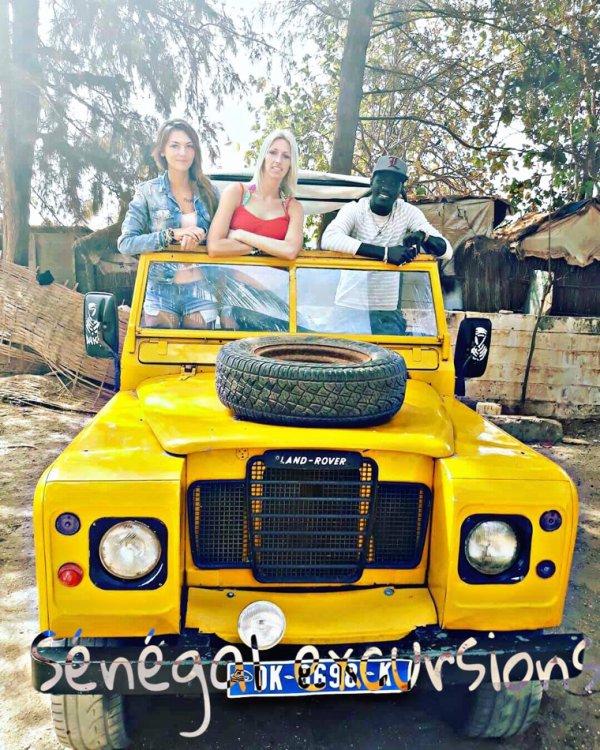 Une belle journée d'excursion au lac rose avec nos du club jet tour royal baobab la Somone.