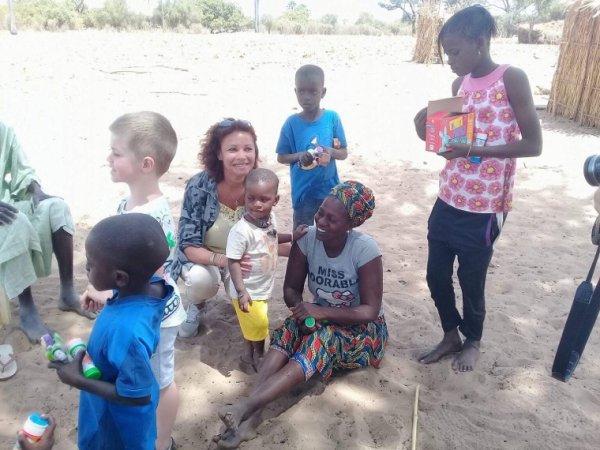 Avec nos de la Belgique du Royal baobab la la Somone. Découvrez les merveilles du Sénégal avec Sénégal Excursions.