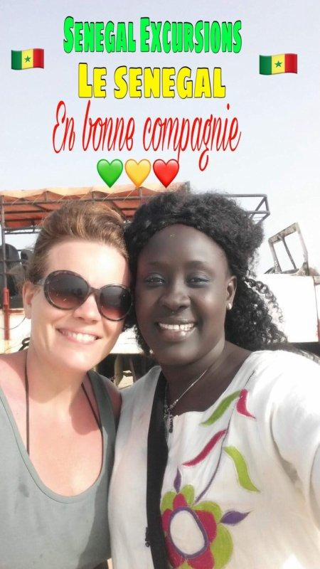 Sénégal excursions au départ du lamantin beach. Merci à nos amis de la Suisse qui nous font confiance depuis 6 longues années. C'est toujours un plaisir de vous revoir et de partager ses bons moments avec vous.