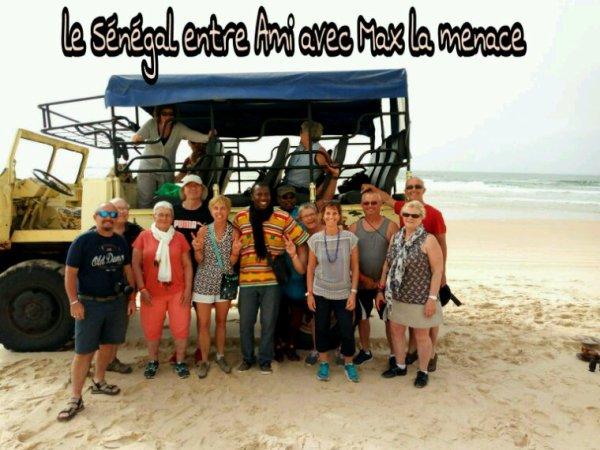 Avec nos amis du royal baobab pour une découverte de l'île de goree et le lac rose dans le bonheur,le confort et la.sécurité