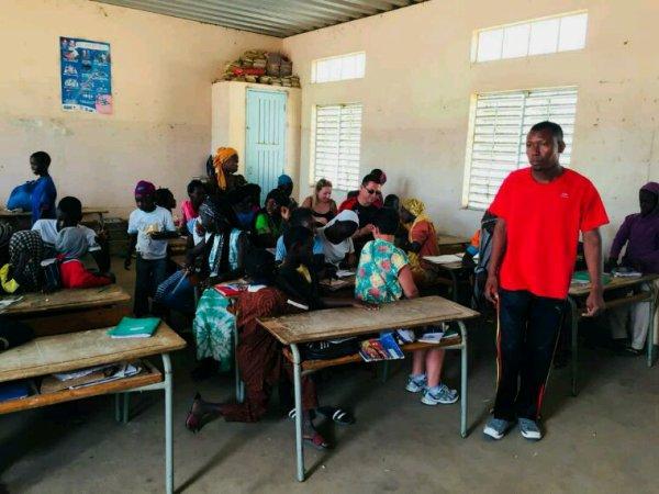 A la découverte de la brousse et des villages Sénégalaise