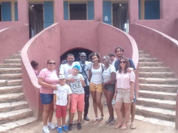 Ils nous ont fait confiance pour découvrir un Sénégal extraordinaire. Merci les amis
