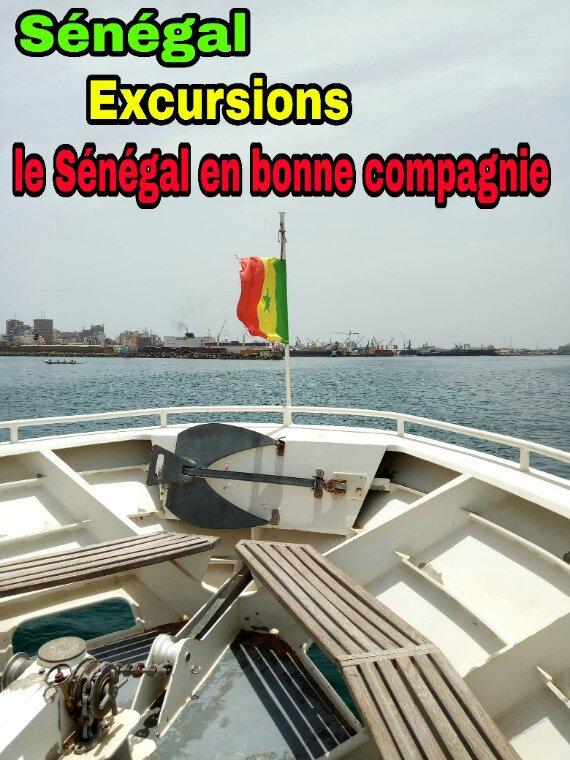 Au départ de la Somone Sénégal,une excursions découverte l'île de Gorée du lac rose